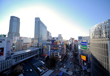 The Reason that Shibuya is Attractive to IT Startup Companies