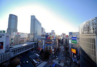ITベンチャーに選ばれる街――「渋谷」