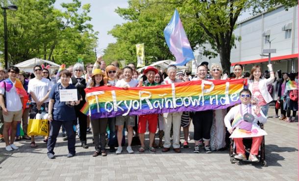 ゲイ パレード 東京