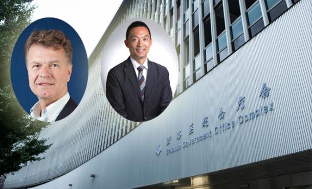 渋谷の未来の多様性について− ボ...