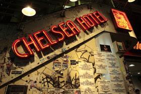 チェルシーホテル