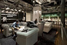 渋谷ヒカリエ 8/Creative Lounge MOV