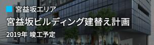 宮益坂エリア:宮益坂ビルディング建替え計画