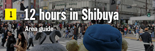 12 hours in Shibuya